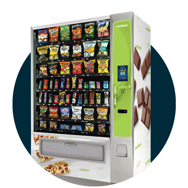 Vending services in Toronto, Montreal & Vancouver